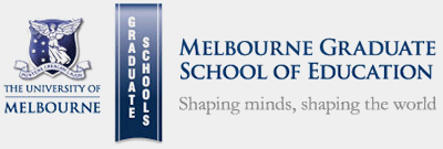 Melbourne Graduate School of Education Logo